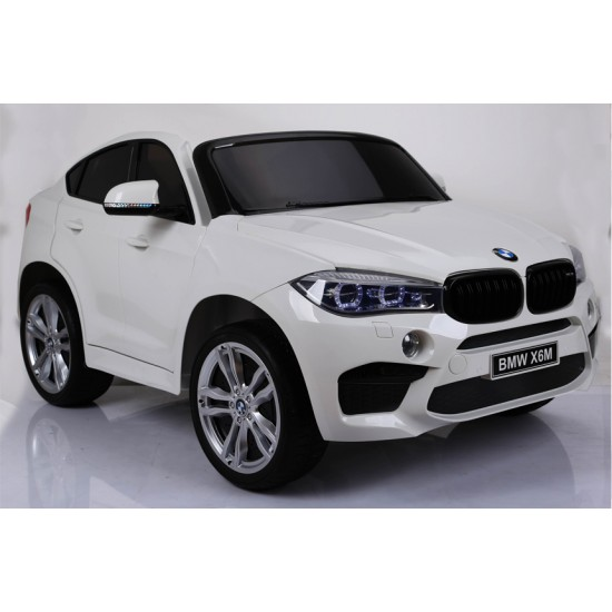 BMW X6 2 places